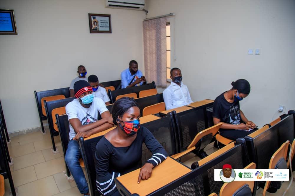 Orientation And Dispatch of Enugu Fenix Power Champions