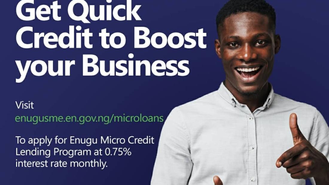 Enugu Government Loan Entrepreneursrs