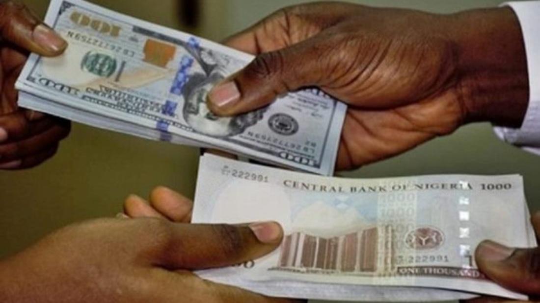 Naira Dollar Forex